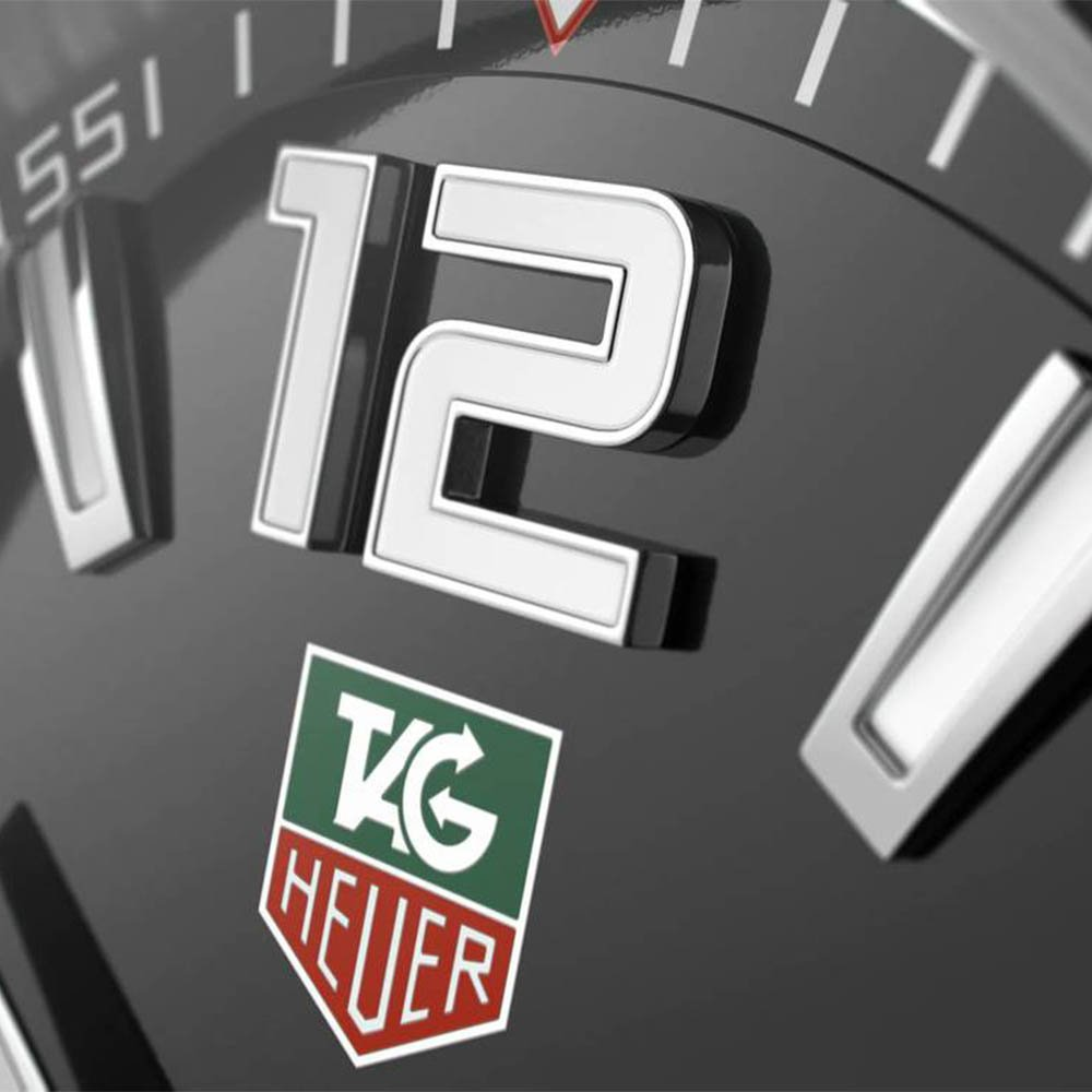 TAG Heuer Formula 1 Black 41mm