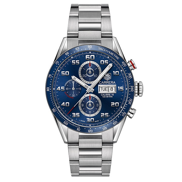 a89485a0cf8 Tag Heuer Carrera Calibre 16 | AMJ Watches