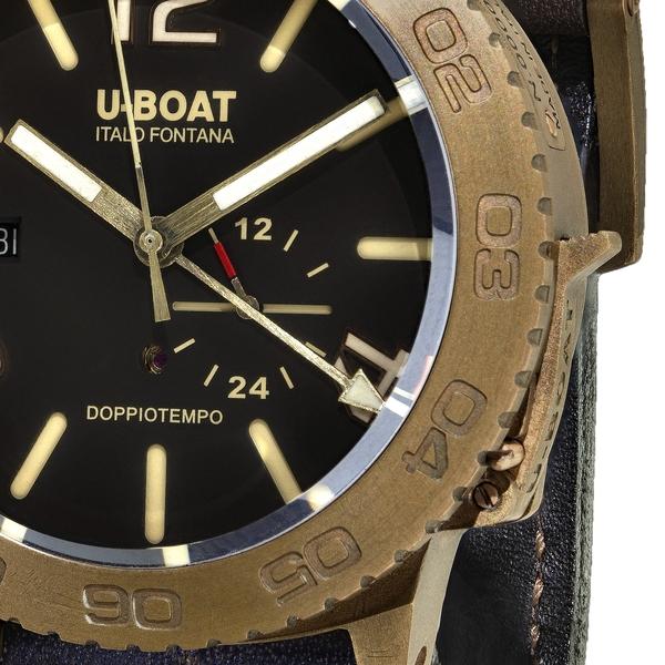 U-Boat Doppiotempo 46 Bronzo BR