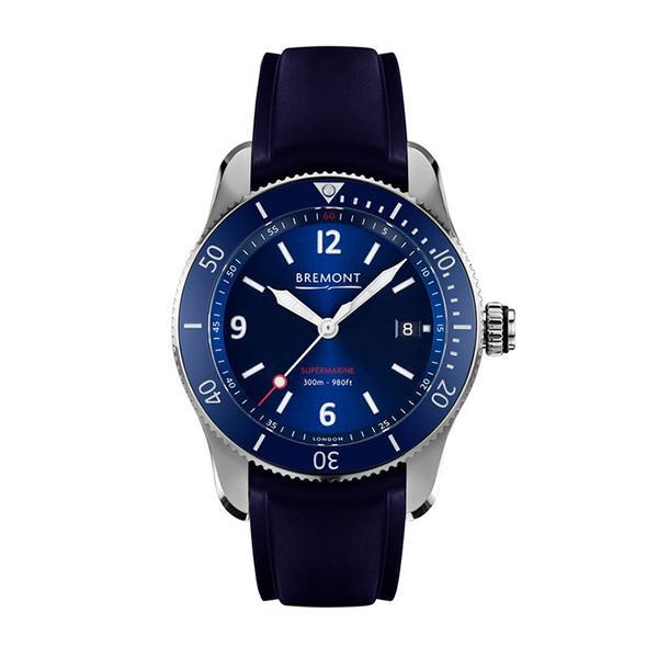 Bremont Supermarine S300 Blue