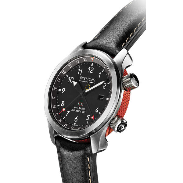 Bremont Martin Baker MBIII GMT Orange