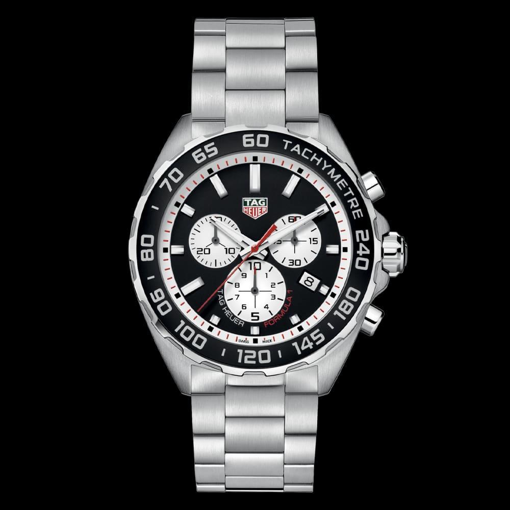 TAG Heuer Formula 1 Chronograph Black Quartz