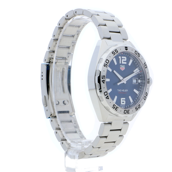 TAG Heuer Formula 1 Blue Stainless Steel