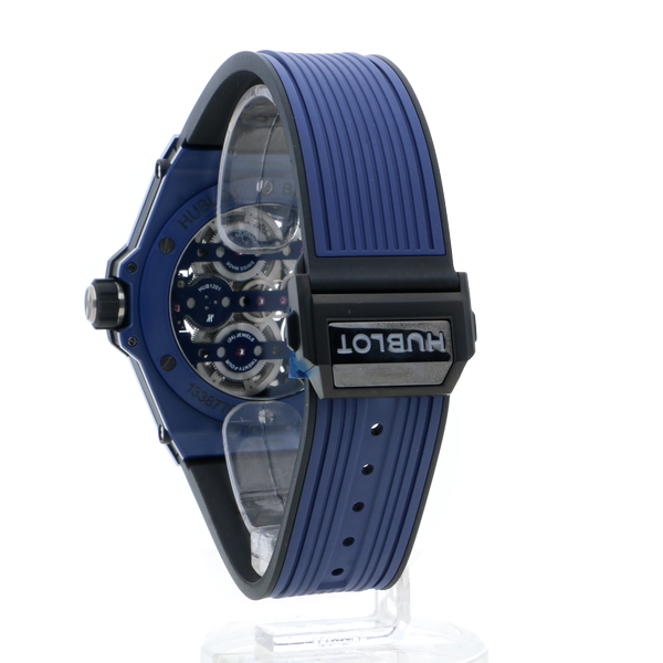 Hublot Big Bang Meca-10 Ceramic Blue