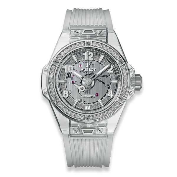 Hublot Big Bang One Click Sapphire Diamonds
