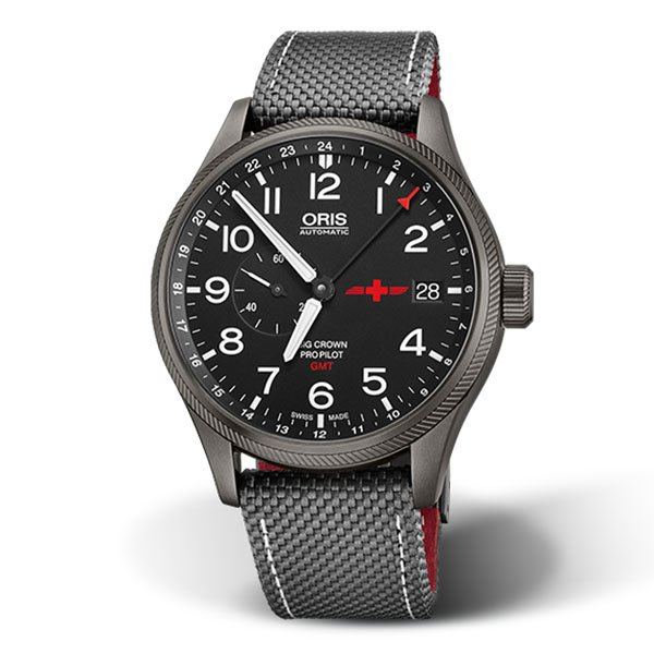 Oris GMT Rega Limited Edition
