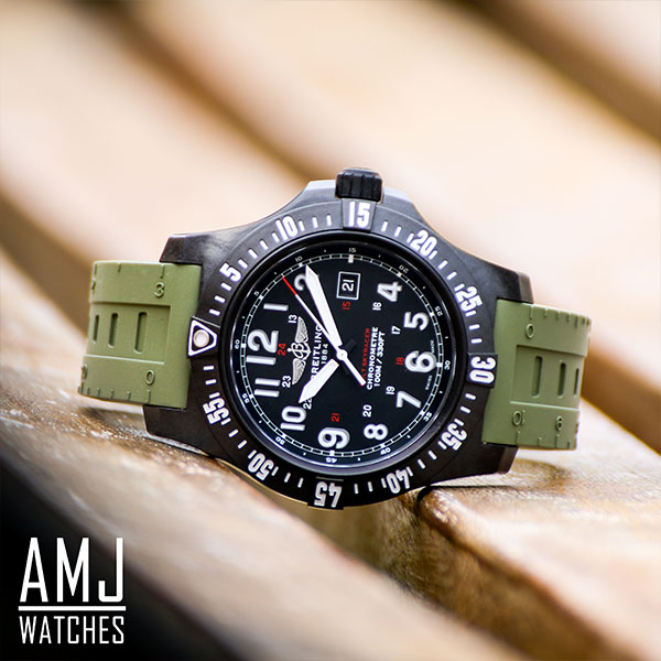 Breitling Colt Skyracer Amj Watches
