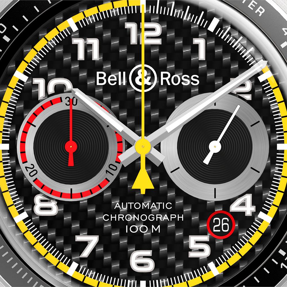 Bell & Ross BR V Chrono - D