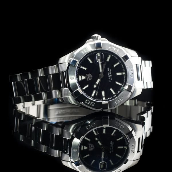 TAG Heuer Aquaracer Black Automatic