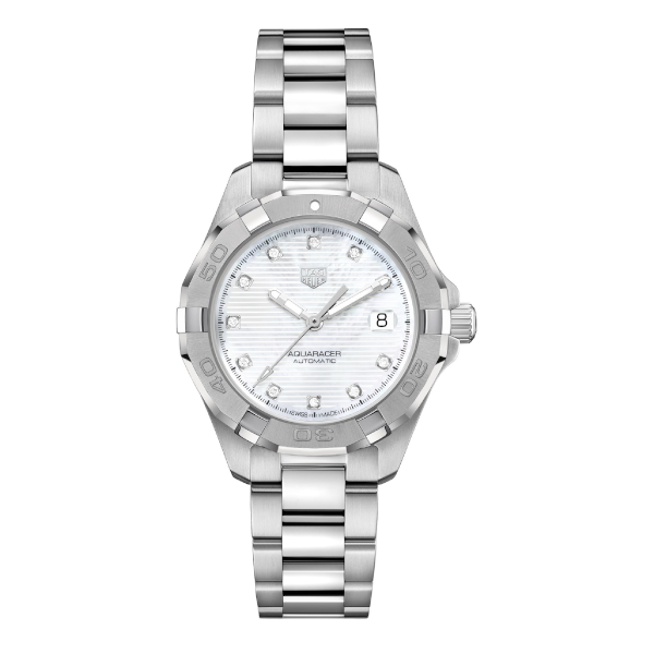 TAG Heuer Aquaracer Calibre 9 White