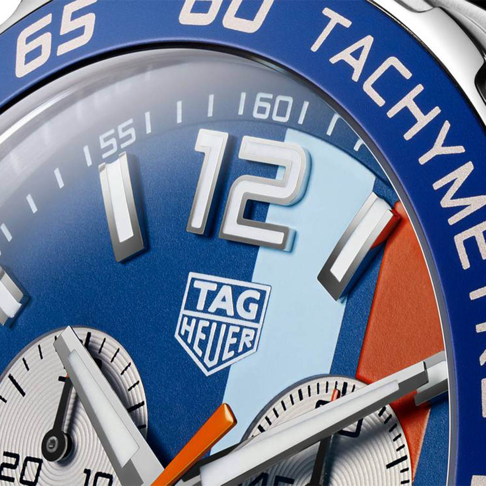 TAG Heuer Formula 1 Gulf