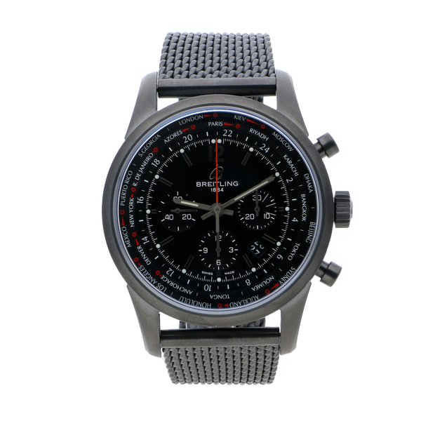 Breitling Transocean Unitime Pilot Limited Edition