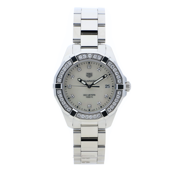 TAG Heuer Aquaracer White 35mm