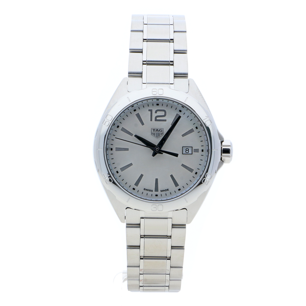 TAG Heuer Formula 1 Ladies White