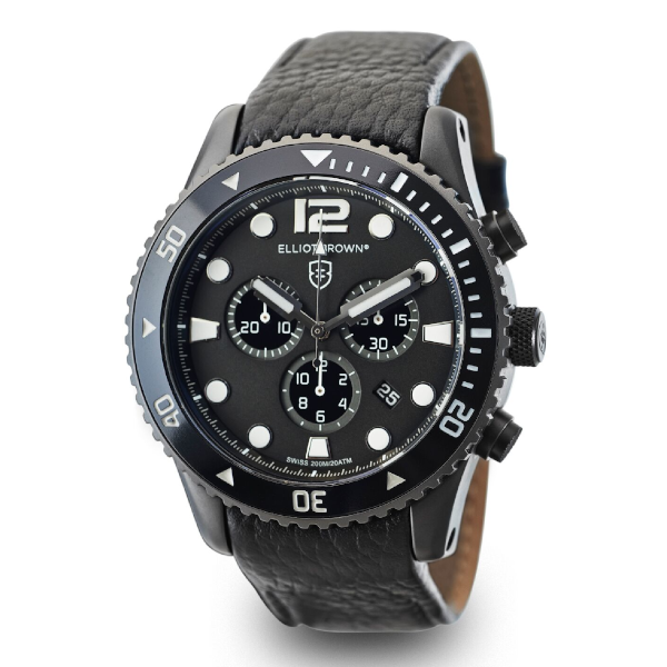 Elliot Brown Bloxworth Chronograph