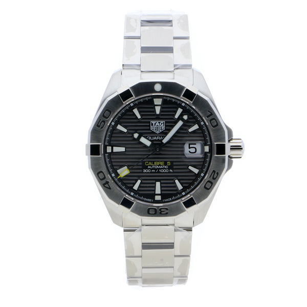 TAG Heuer Aquaracer Calibre 5 Grey