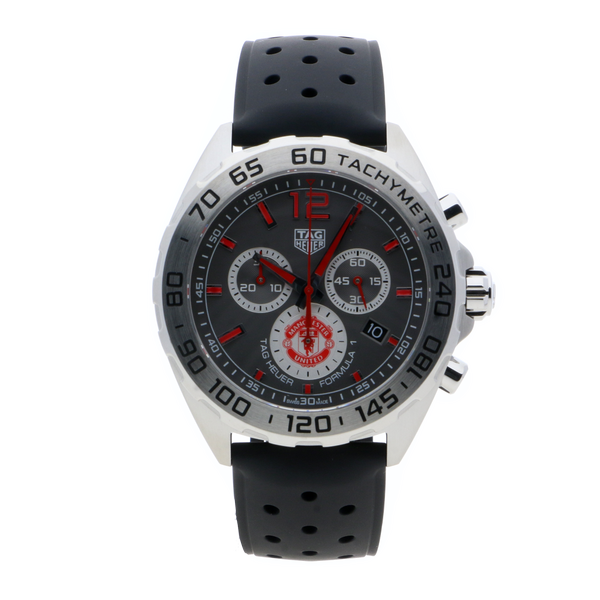 TAG Heuer Formula 1 Manchester United Limited Edition Grey