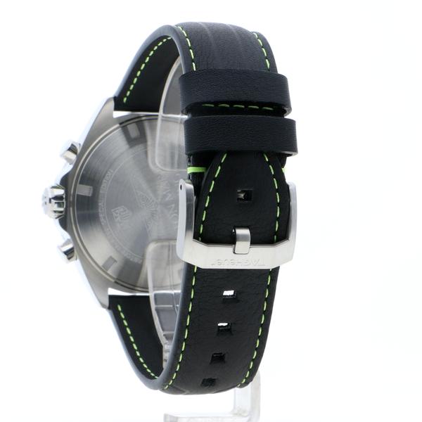TAG Heuer Formula 1 Aston Martin & Steel Bracelet