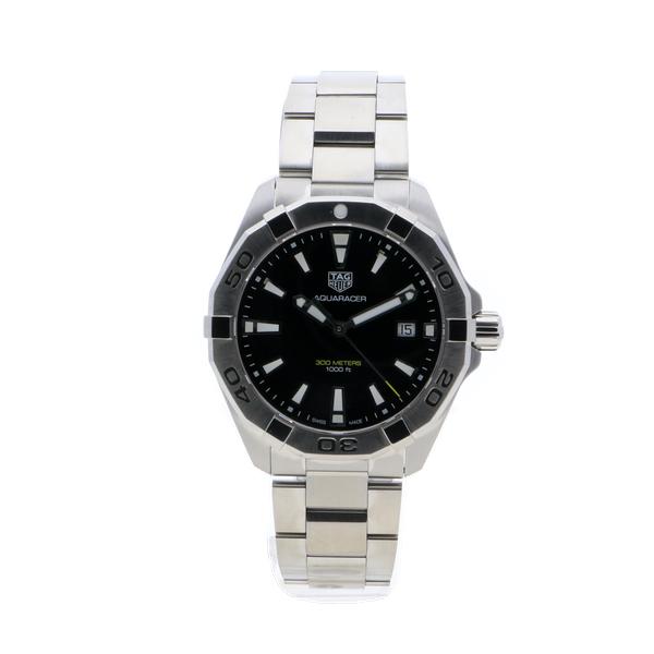TAG Heuer Aquaracer Black
