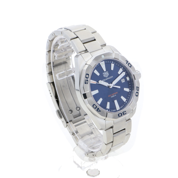 TAG Heuer Aquaracer Blue 41mm