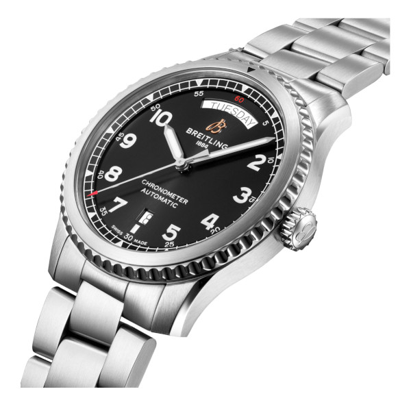 Breitling Navitimer 8 Automatic Day Date 41 Folding Clasp