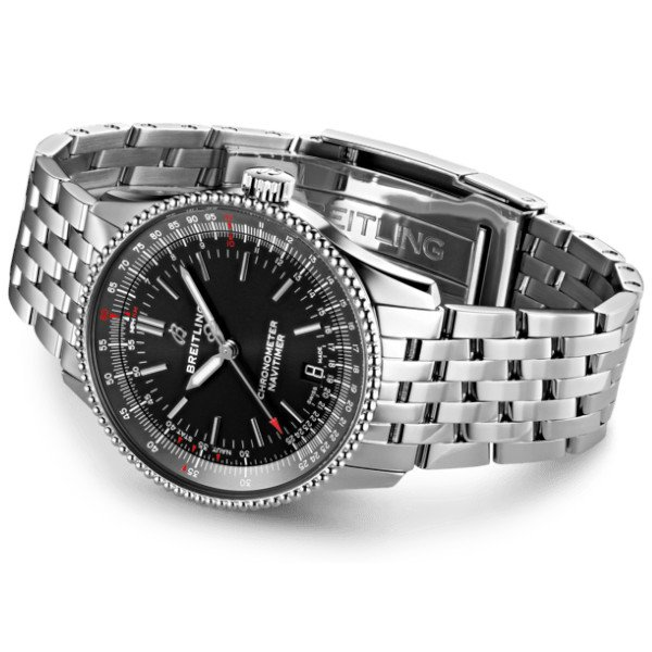 Breitling Navitimer 1 Automatic 38 Folding Clasp