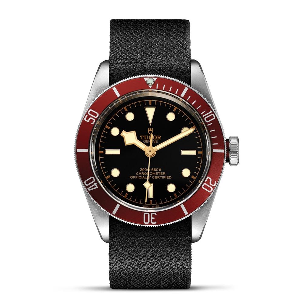 Tudor Black Bay Swiss Dive