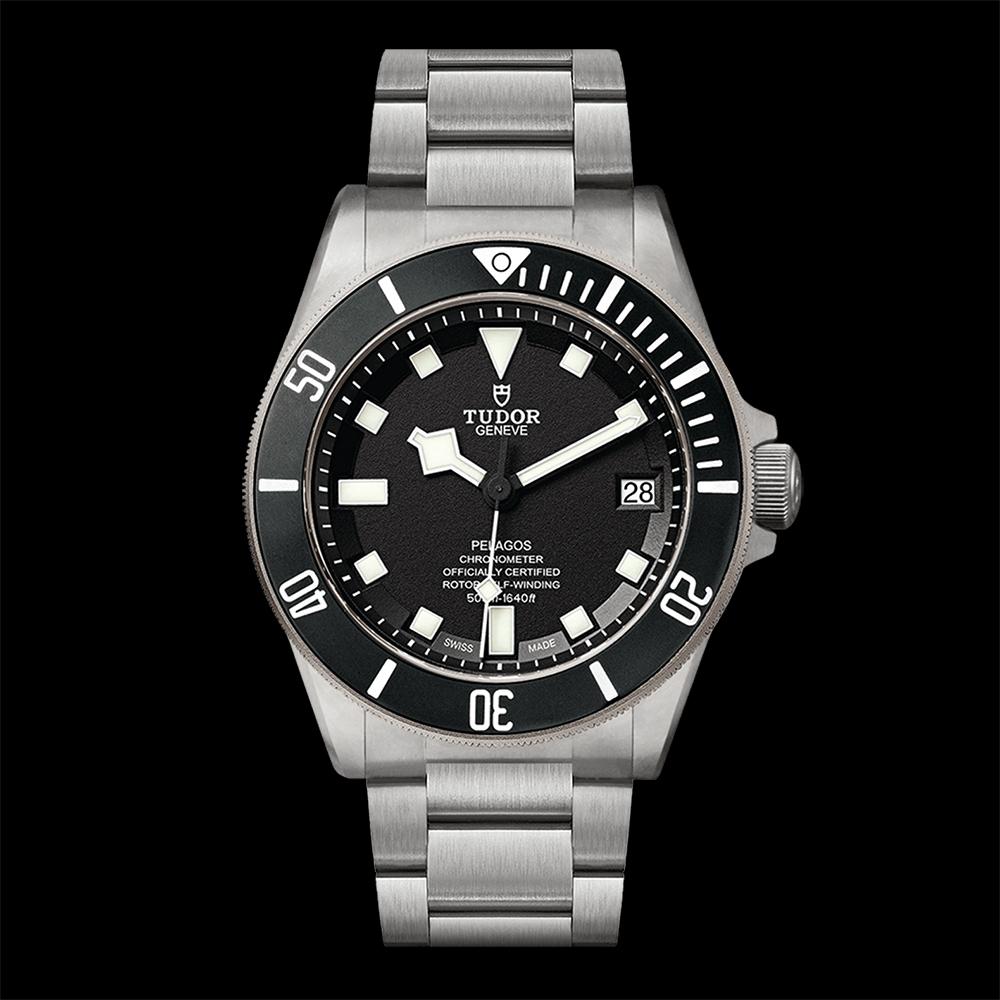 Tudor Pelagos Titanium Black 42mm Gents Automatic
