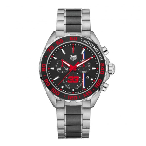 TAG Heuer Formula 1 Max Verstappen Limited Edition