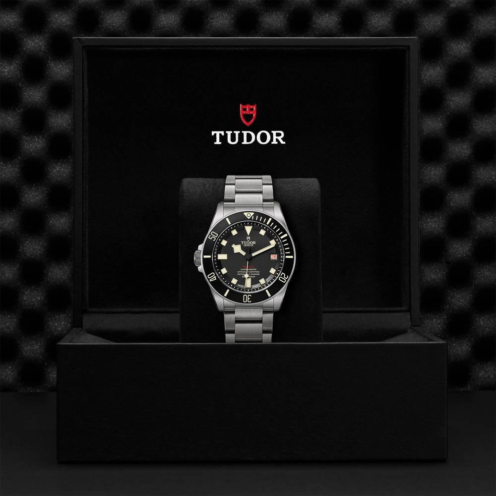 Tudor Pelagos LHD