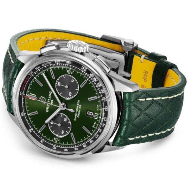 Breitling Premier B01 Chronograph 42 Bentley Folding Clasp