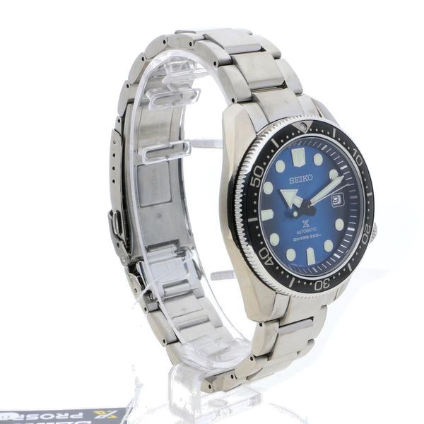 Seiko Prospex Great Blue Hole Special Edition