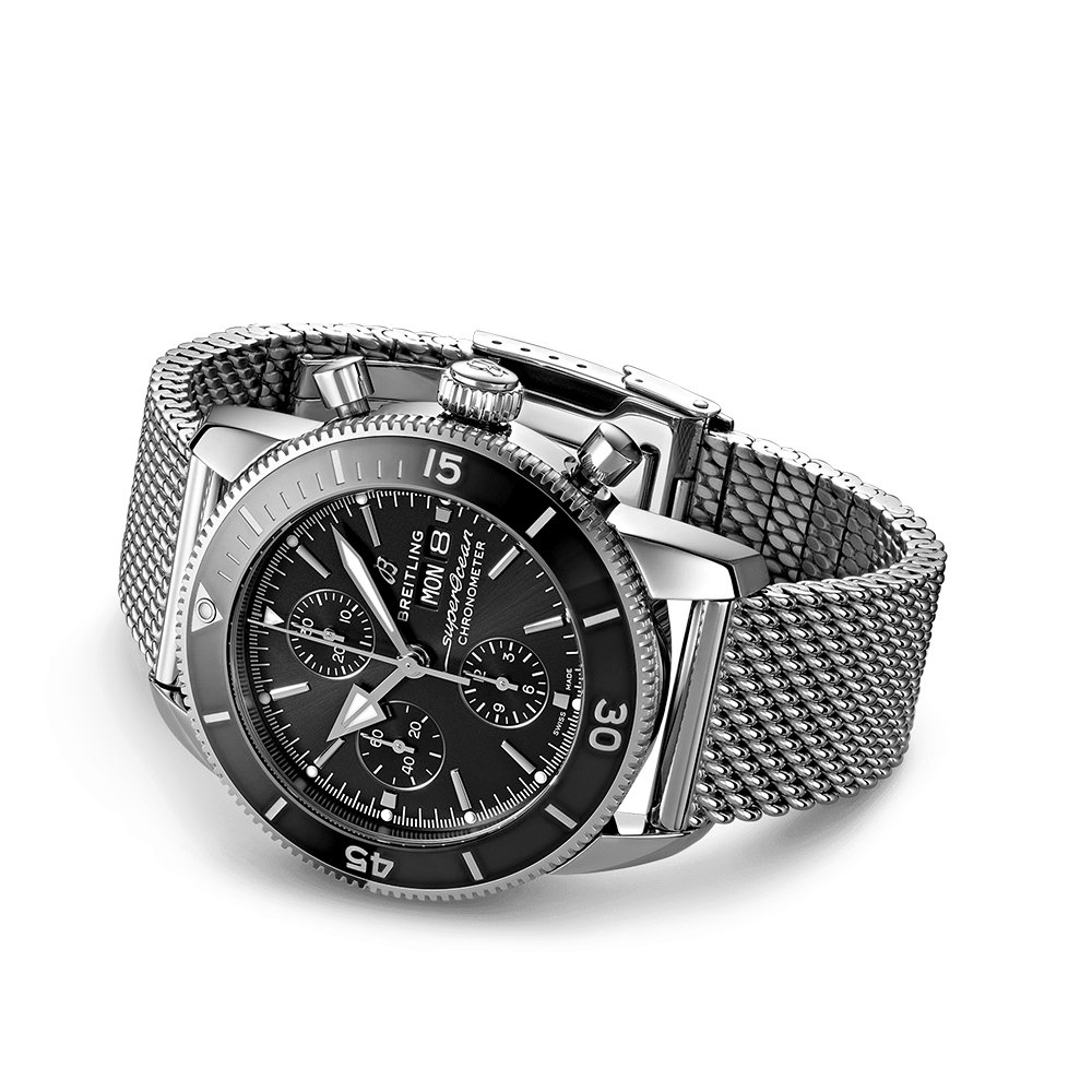 Breitling Superocean Heritage Chronograph 44 Folding Clasp
