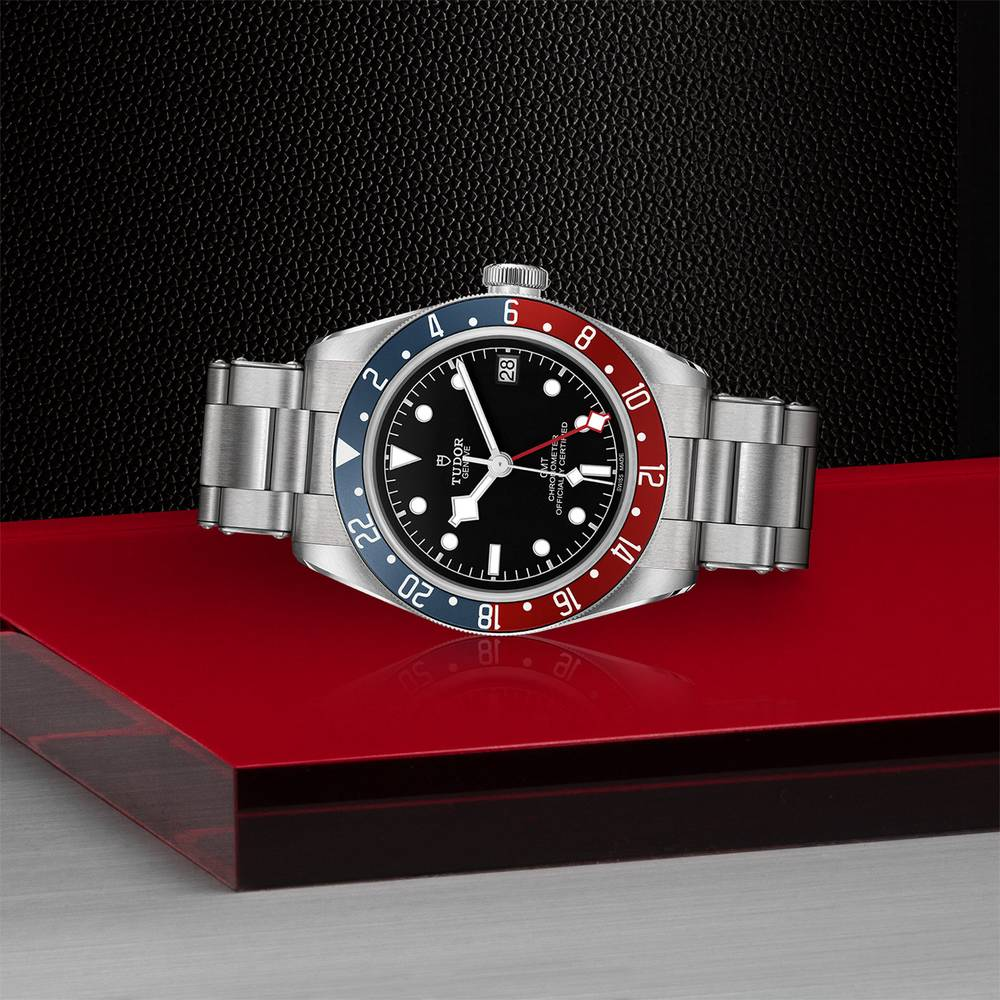 Tudor Black Bay GMT Stainless Steel Black 41mm Gents