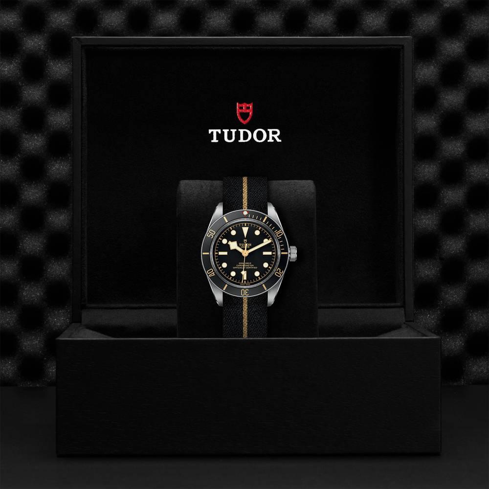 Tudor Black Bay Fifty Eight Fabric Black 39mm Gents
