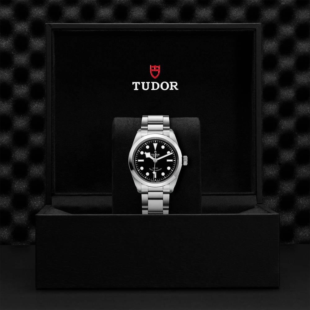 Tudor Black Bay 36 Stainless Steel Black 36mm
