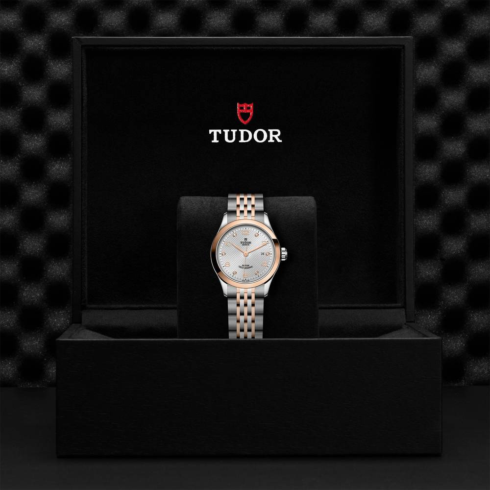 Tudor 1926 Stainless Steel White 28mm Gents