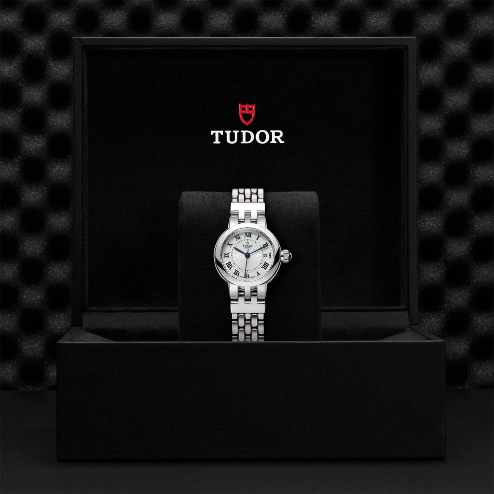 Tudor Clair de Rose 26mm Ladies Stainless Steel Automatic