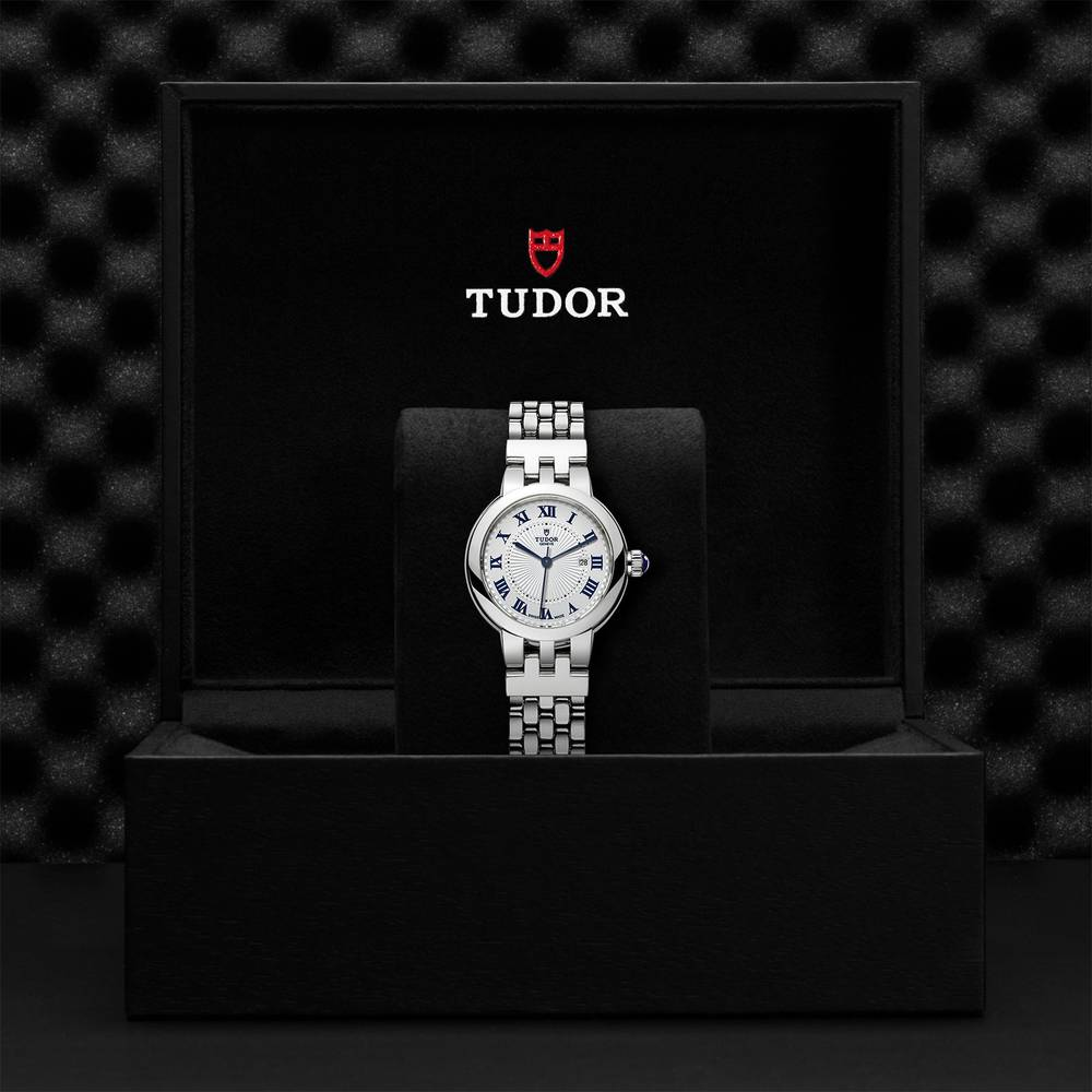 Tudor Clair de Rose Gents 30mm