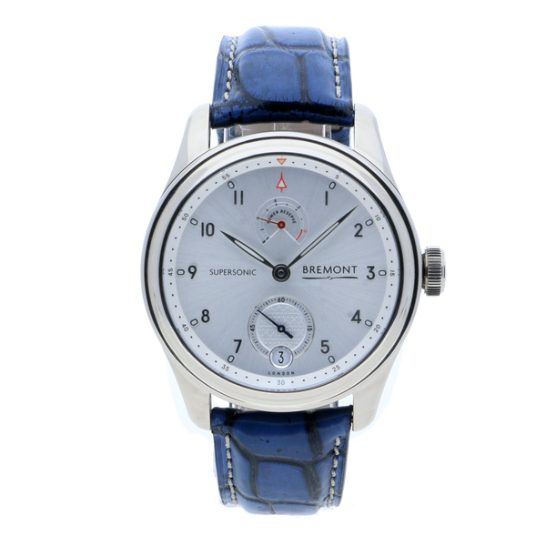 Bremont Supersonic White Gold Limited Edition