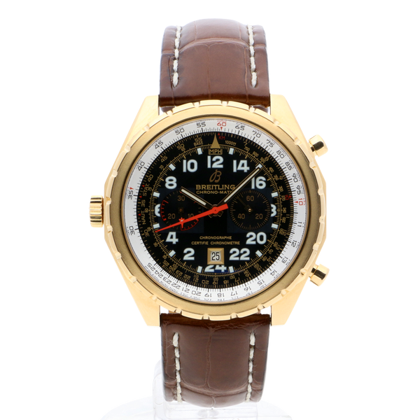 Breitling Chrono-matic Limited Edition Tang-Type (666)