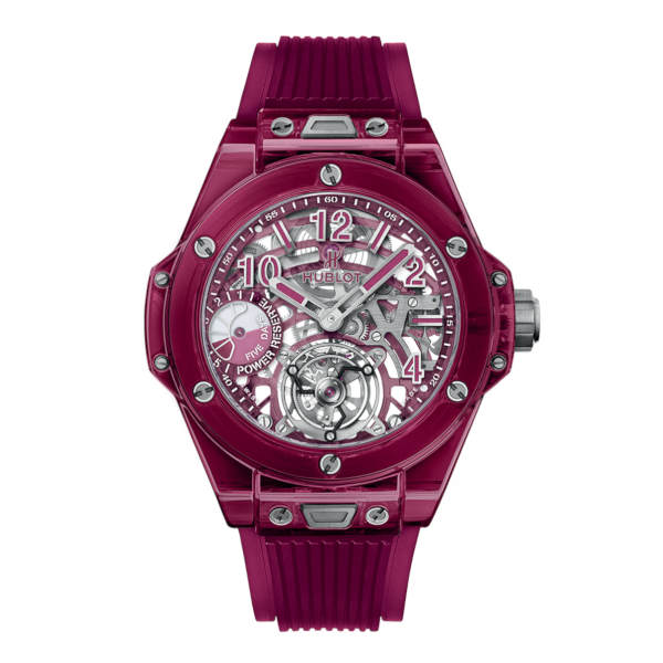 Hublot Big Bang Tourbillon 5-Day Power Reserve Red Sapphire