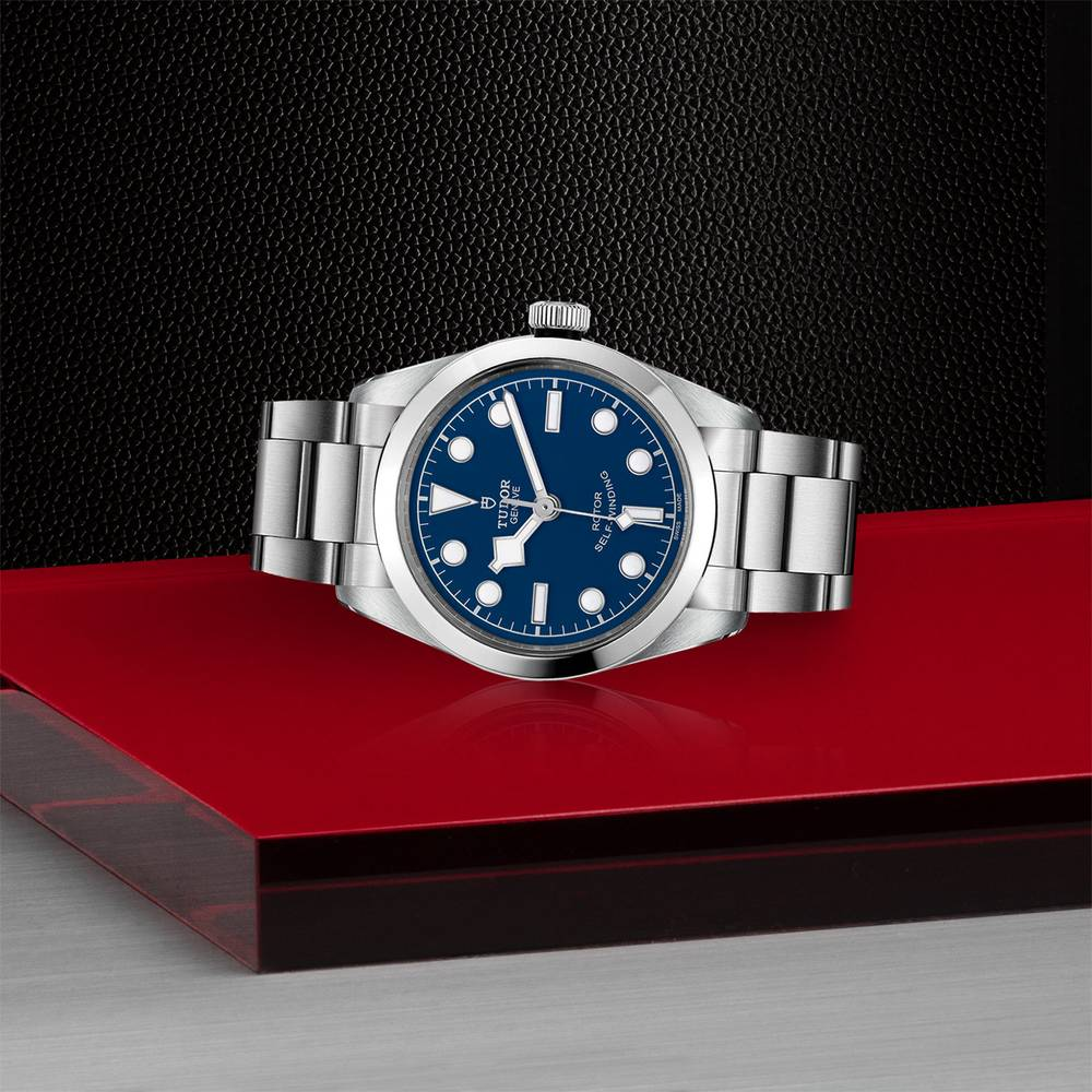 Tudor Black Bay 36 Stainless Steel Blue Gents Automatic