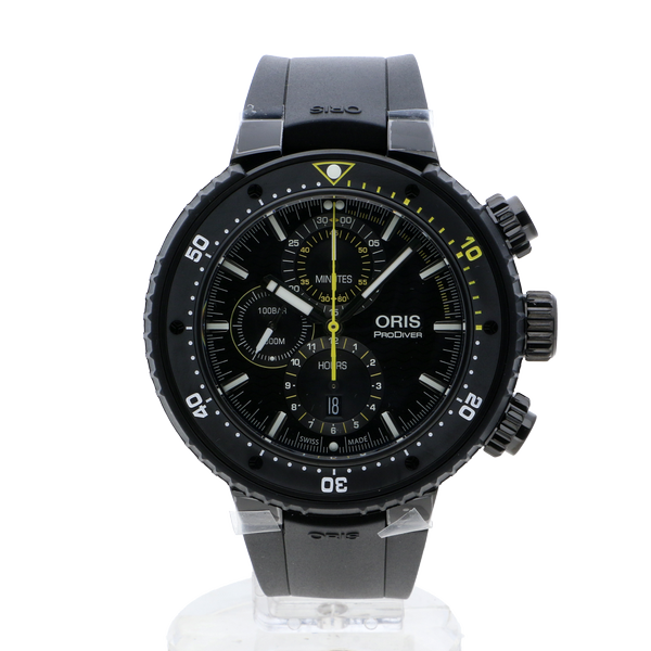 Oris Watch ProDiver Dive Control Limited Edition