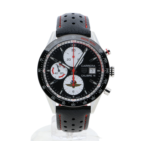 TAG Heuer Carrera Calibre 16 INDY500 Limited Edition