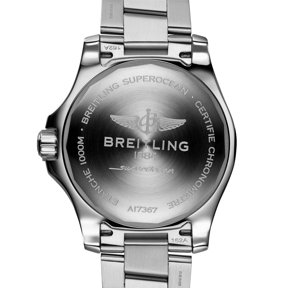 Breitling Superocean Automatic 44 Folding Clasp