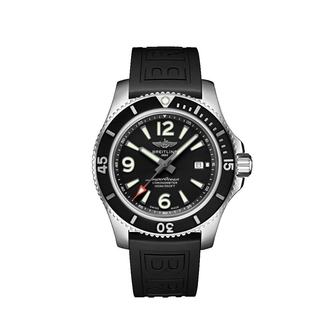 Breitling Superocean Automatic 44 Tang Clasp