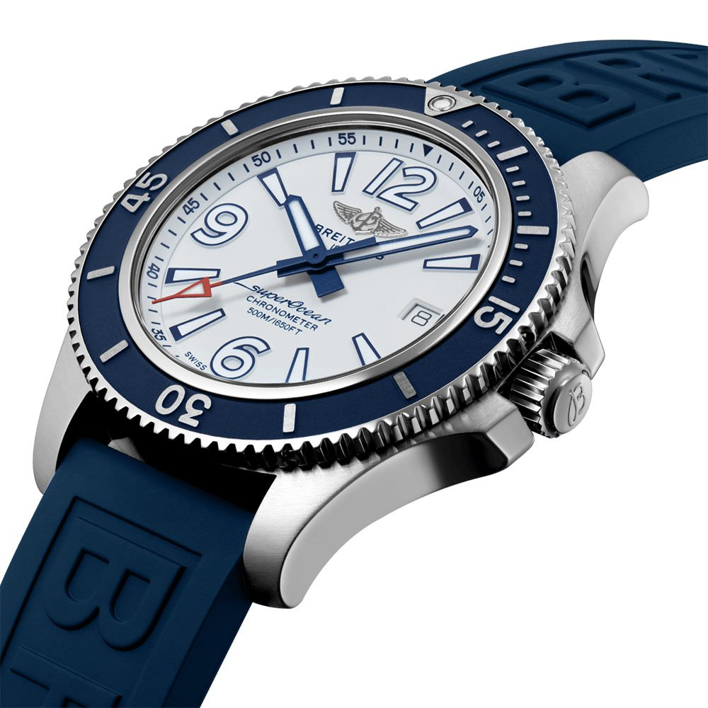 Breitling Superocean Automatic 42 Tang Clasp