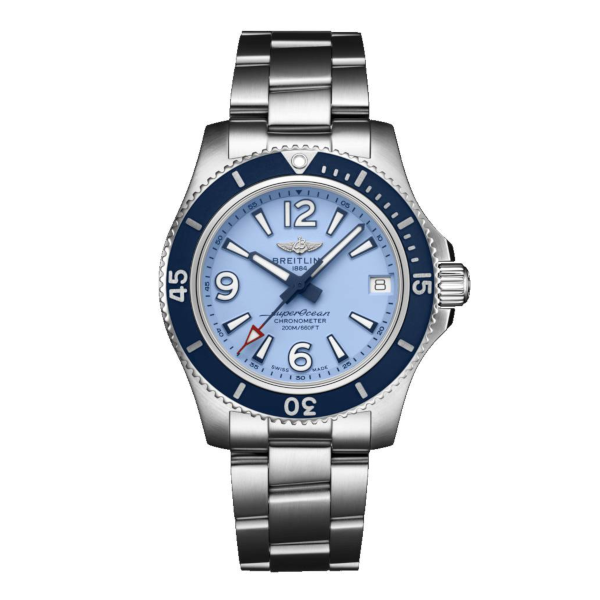 Breitling Superocean Automatic 36 Folding Clasp