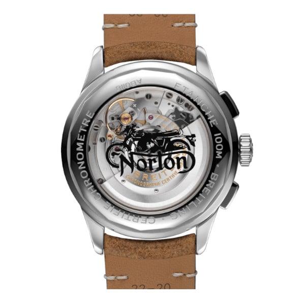 Breitling Premier B01 Chronograph 42 Norton Tang-Type